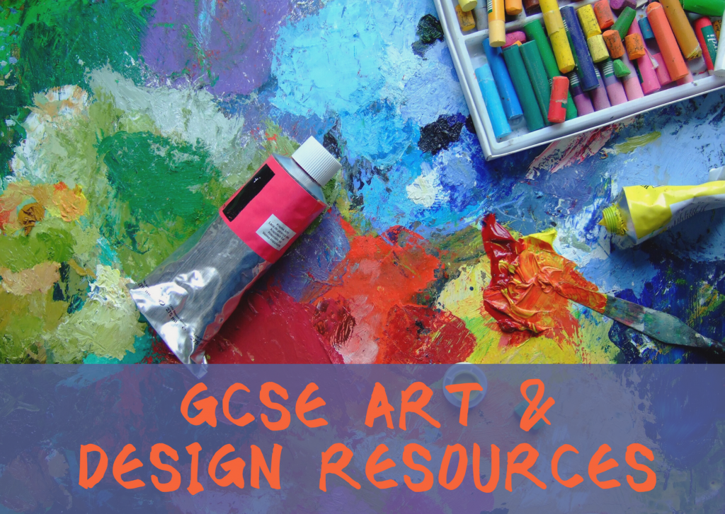 GCSE art teaching resources