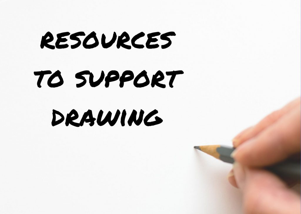 resources to support drawing